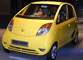 Tata's Nano is going to make driving very affordable in India ...