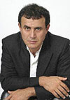Economist Nouriel Roubini says we might soon see total systemic failure of the world's financial system.