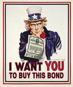 Treasury is having trouble finding buyers for its bonds.